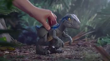 Jurassic World Dino Rivals Primal Pal Blue TV Spot, 'Become the Ultimate Raptor Trainer' - Thumbnail 5