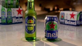 Heineken 0.0 TV Spot, 'FX Pours: Can Be Enjoyed Anywhere' Featuring Adam Gertler - Thumbnail 10