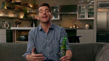 Heineken 0.0 TV Spot, 'FX Pours: Can Be Enjoyed Anywhere' Featuring Adam Gertler - Thumbnail 4