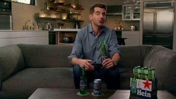 Heineken 0.0 TV Spot, 'FX Pours: Can Be Enjoyed Anywhere' Featuring Adam Gertler - Thumbnail 5