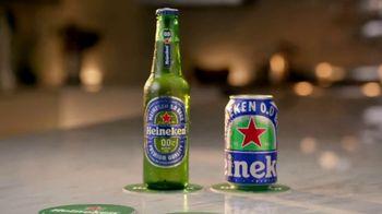 Heineken 0.0 TV Spot, 'FX Pours: Can Be Enjoyed Anywhere' Featuring Adam Gertler - Thumbnail 6