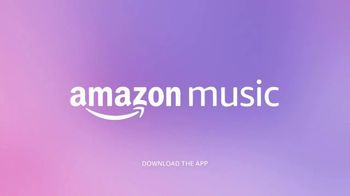 Amazon Music TV Spot, 'A Voice Is All You Need: Taylor Swift' - Thumbnail 9