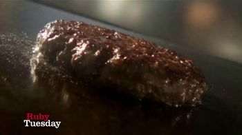 Ruby Tuesday Cheesy Crunch Burger TV Spot, 'Gonna Need a Bigger Mouth' - Thumbnail 1