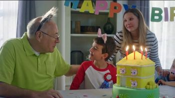Symbicort TV Spot, 'Wolf: Birthday'