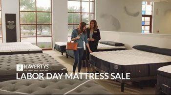 Havertys Labor Day Mattress Sale TV Spot, \'Perfect\'