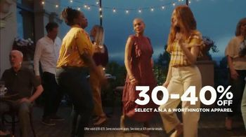 JCPenney TV Spot, 'Reinspire Your Free Time' - Thumbnail 6