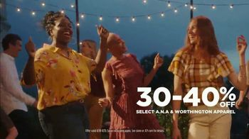 JCPenney TV Spot, 'Reinspire Your Free Time'