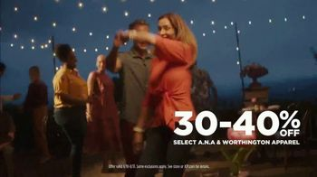 JCPenney TV Spot, 'Reinspire Your Free Time' - Thumbnail 8