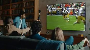 Samsung QLED TV TV Spot, \'Made for Football: Free Delivery & Install\'