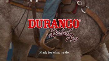 Durango Rebel Pro TV Spot, 'Last Man Standing' Song by Graffiti Ghosts - Thumbnail 7