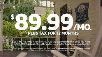 AT&T Internet TV Spot, 'Just OK: Bed & Breakfast Bundle: $89.99' - Thumbnail 8