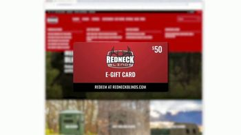 Redneck Blinds TV Spot, '$50 Gift Card' - Thumbnail 8