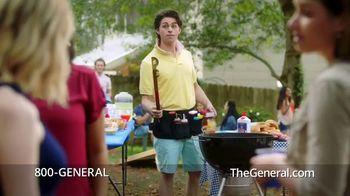 The General TV Spot, 'BBQ Disaster' - Thumbnail 1