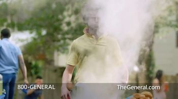 The General TV Spot, 'BBQ Disaster' - Thumbnail 4