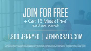 Jenny Craig TV Spot, 'Shiella: 15 Meals Free' - Thumbnail 6