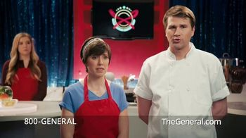 The General TV Spot, 'Stovetop Genius' - Thumbnail 5