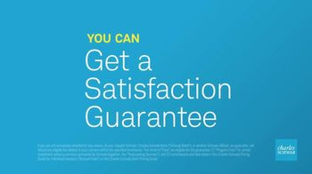 Charles Schwab TV Spot, \'Earn More\'
