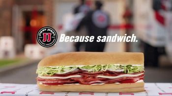 Jimmy John's TV Spot, 'Legal Copy' - Thumbnail 8