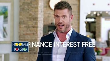Rooms to Go Labor Day Sale TV Spot, 'Go Time' Featuring Jesse Palmer - Thumbnail 7
