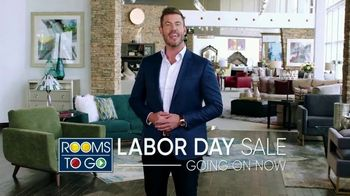 Rooms to Go Labor Day Sale TV Spot, 'Go Time' Featuring Jesse Palmer - Thumbnail 9
