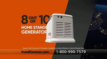 Generac Home Stand-By Generator TV Spot, 'Automatically Provides Power' - Thumbnail 5