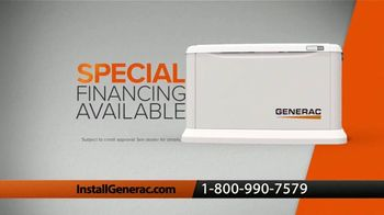 Generac Home Stand-By Generator TV Spot, 'Automatically Provides Power' - Thumbnail 6