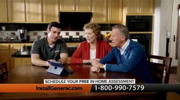 Generac Home Stand-By Generator TV Spot, 'Automatically Provides Power' - Thumbnail 7