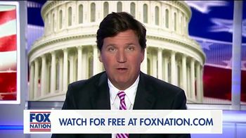 FOX Nation TV Spot, 'FOX News Personalities' Featuring Tucker Carlson - Thumbnail 8