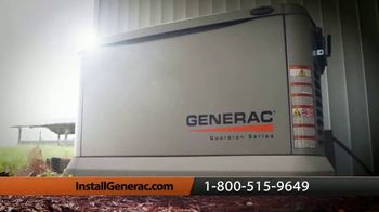 Generac TV Spot, 'Power Your Life: Special Financing + Free Inverter Generator or Blower' - Thumbnail 4