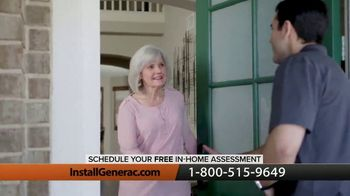 Generac TV Spot, 'Power Your Life: Special Financing + Free Inverter Generator or Blower' - Thumbnail 7