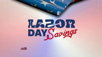 Tire Kingdom Labor Day Savings TV Spot, 'Buy Two, Get Two Tires + $75 Mail-In Rebate' - Thumbnail 8