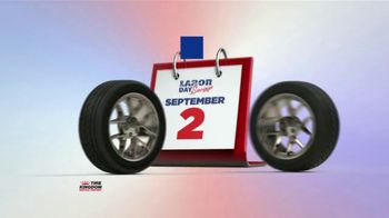 Tire Kingdom Labor Day Savings TV Spot, 'Buy Two, Get Two Tires + $75 Mail-In Rebate' - Thumbnail 2