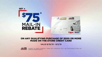 Tire Kingdom Labor Day Savings TV Spot, 'Buy Two, Get Two Tires + $75 Mail-In Rebate' - Thumbnail 6