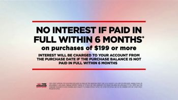 Tire Kingdom Labor Day Savings TV Spot, 'Buy Two, Get Two Tires + $75 Mail-In Rebate' - Thumbnail 7