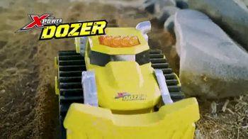 Jakks Pacific Xtreme Power Dozer TV Spot, 'Push and Plow'