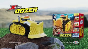 Jakks Pacific Xtreme Power Dozer TV Spot, 'Push and Plow' - Thumbnail 9