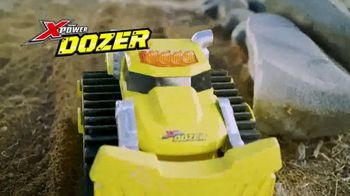 Jakks Pacific Xtreme Power Dozer TV Spot, 'Push and Plow' - 2202 commercial airings