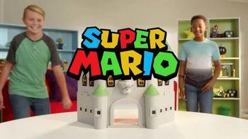 Super Mario Deluxe Bowser's Castle Playset TV Spot, 'Mushroom Kingdom' - Thumbnail 1