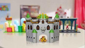 Super Mario Deluxe Bowser's Castle Playset TV Spot, 'Mushroom Kingdom' - Thumbnail 9
