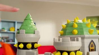 Super Mario Deluxe Bowser's Castle Playset TV Spot, 'Mushroom Kingdom' - Thumbnail 3