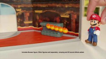 Super Mario Deluxe Bowser's Castle Playset TV Spot, 'Mushroom Kingdom' - Thumbnail 4