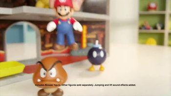 Super Mario Deluxe Bowser's Castle Playset TV Spot, 'Mushroom Kingdom' - Thumbnail 5