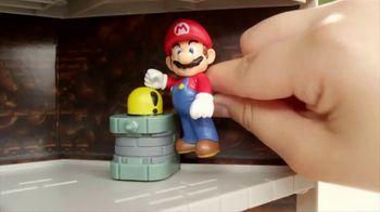Super Mario Deluxe Bowser's Castle Playset TV Spot, 'Mushroom Kingdom' - Thumbnail 6