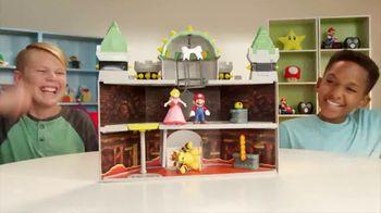 Super Mario Deluxe Bowser's Castle Playset TV Spot, 'Mushroom Kingdom' - Thumbnail 7