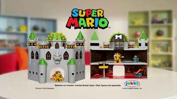Super Mario Deluxe Bowser's Castle Playset TV Spot, 'Mushroom Kingdom' - Thumbnail 8