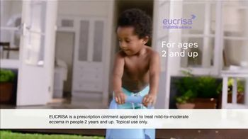 Eucrisa TV Spot, 'Push Car'