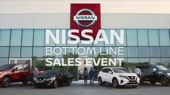 Nissan Bottom Line Sales Event TV Spot, 'Car Buying Season' [T2]