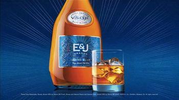 E & J VSOP Grand Blue Brandy TV Spot, 'Elevate'