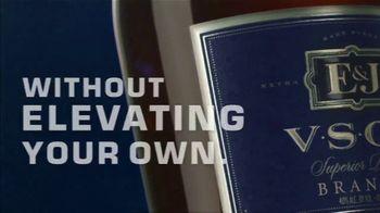 E & J VSOP Grand Blue Brandy TV Spot, 'Elevate' - Thumbnail 2