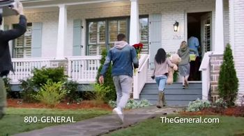 The General TV Spot, 'Welcome Back' Featuring Shaquille O'Neal - Thumbnail 7
